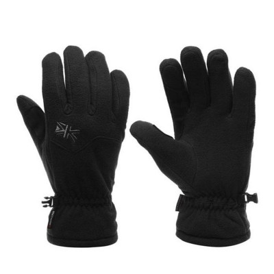 KARRIMOR HOOLIE FLEECE GLOVES 907308 03 ΜΑΥΡΟ