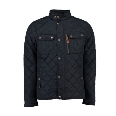NORWAY DURBAN JACKET WP415H ΜΑΥΡΟ