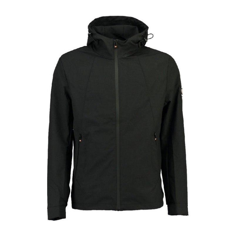 GEOGRAPHICAL NORWAY BISTRETCH JACKET WQ089H GN BLACK
