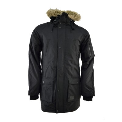 FLATBUSH POLAR PARKA 6040100 ΜΑΥΡΟ