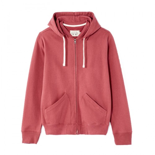 CELIO JACKET ZIP COTTON FEPIG ΜΠΟΡΝΤΟ