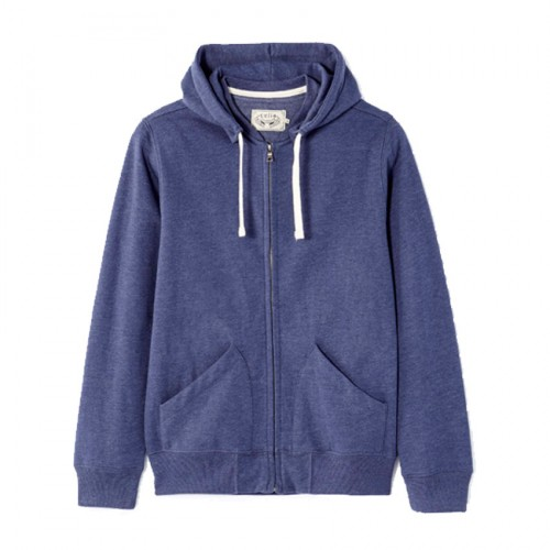 CELIO JACKET ZIP COTTON FEPIG ΜΠΛΕ