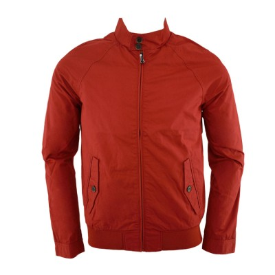 CELIO GUCOTTON JACKET ΚΟΚΚΙΝΟ