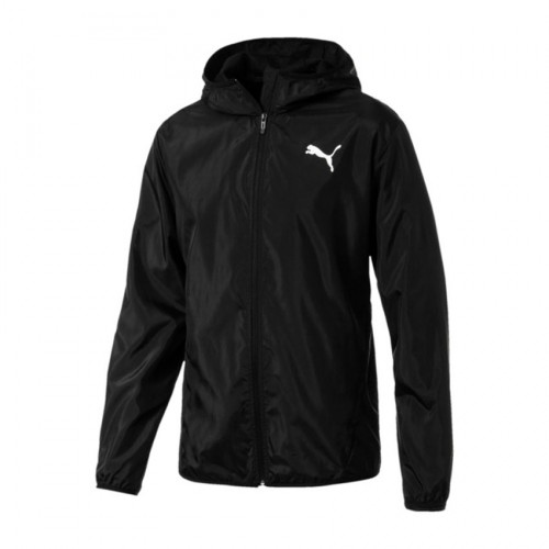 PUMA WINDBREAKER 854054 01 BLACK