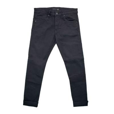 STAFF FLEXY JEAN PANTS 5-820 620 BL NOS ΜΑΥΡΟ