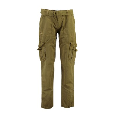 GEOGRAPHICAL NORWAY PLAVO PANTS WP391H GN ΤΑΜΠΑ