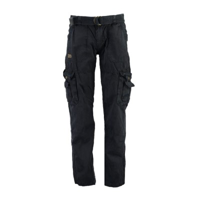 GEOGRAPHICAL NORWAY PLAVO PANTS WP391H GN ΜΠΛΕ