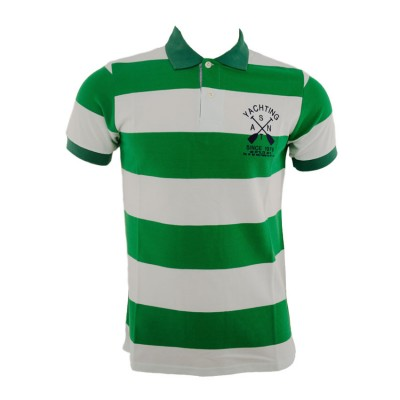 SANTANA T SHIRT POLO SA2464 GREEN ΠΡΑΣΙΝΟ