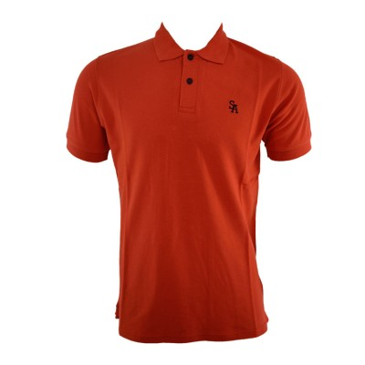 SANTANA T SHIRT POLO SA2471 RED ΚΟΚΙΝΟ