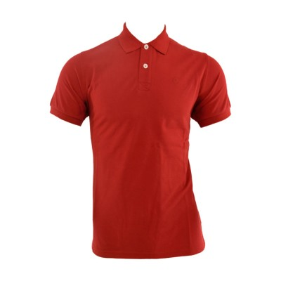SANTANA T SHIRT POLO SS15236 RED ΚΟΚΙΝΟ