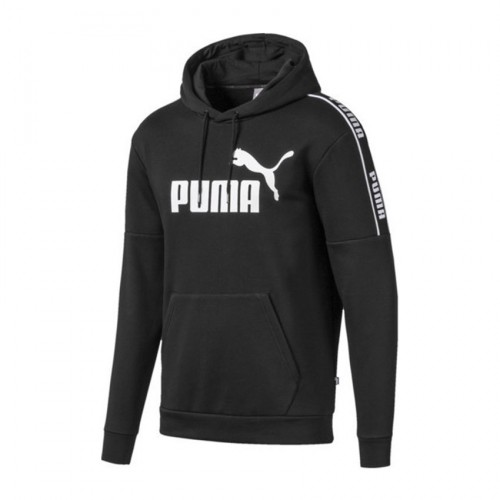 PUMA AMPLIFIED HOODIE FL 580430 01 BLACK