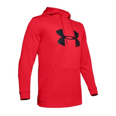 UNDER ARMOUR ARMOUR FLEECE BIG LOGO GRAPHIC 1345321 600 ΚΟΚΚΙΝΟ