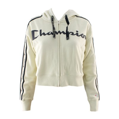 CHAMPION HOOD FULL ZIP 111918 WW020 ΕΚΡΟΥ
