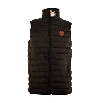 GEOGRAPHICAL NORWAY JACKET VURDEX VEST WP387H ΜΑΥΡΟ