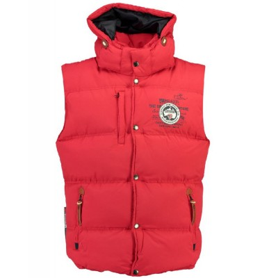 GEOGRAPHICAL NORWAY VILANO MEN 005 WQ448H GN ΚΟΚΚΙΝΟ