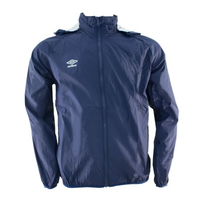 UMBRO SHOWER JACKET 62871E 0011 ΜΠΛΕ
