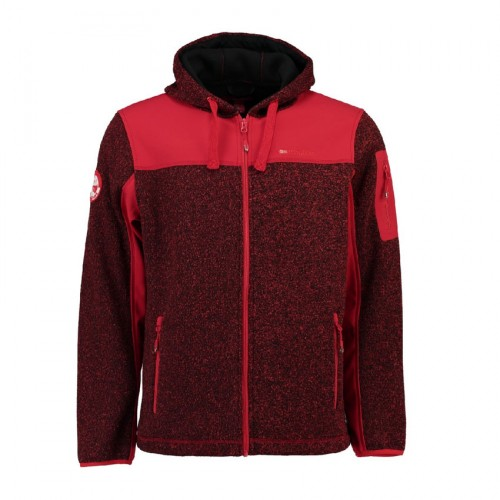 GEOGRAPHICAL NORWAY TOMY JACKET SP080H GN ΚΟΚΚΙΝΟ