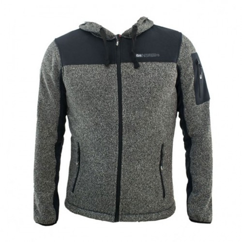 GEOGRAPHICAL NORWAY TOMY JACKET SP080H GN ΜΑΥΡΟ