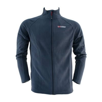 GEOGRAPHICAL NORWAY TUG FULL ZIP SQ315H ΜΠΛΕ