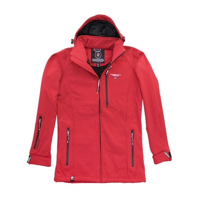 GEOGRAPHICAL NORWAY TOUJOURS JACKET SOFTSHELL SQ182H GN KOKKINO
