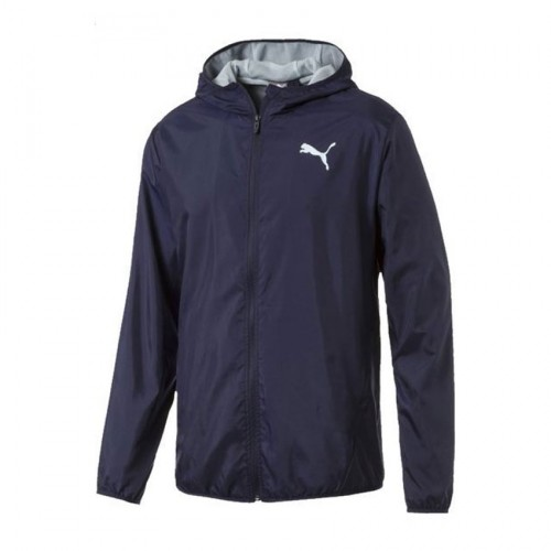 PUMA WINDBREAKER 854054 06 BLUE
