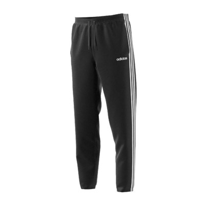 ADIDAS ESSENTIALS 3 STRIPES TAPERED DQ3078 ΜΑΥΡΟ