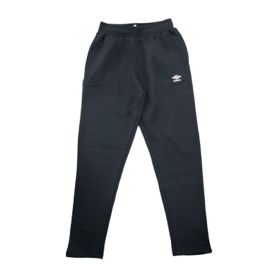 UMBRO OPEN HEM PANTS 61738C ΜΑΥΡΟ
