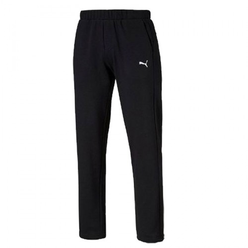 PUMA ESS SWEAT CUFFED PANT 838373 01 ΜΑΥΡΟ