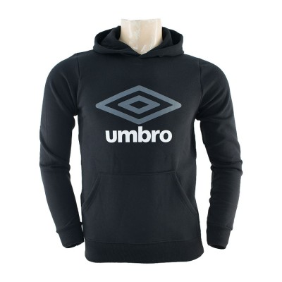 UMBRO BASIC HOOD SWEAT 67827E 0071 ΜΑΥΡΟ
