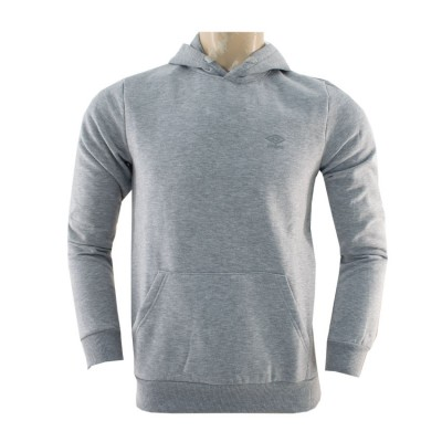 UMBRO HOODED SWEAT 62791E 0088 ΓΚΡΙ