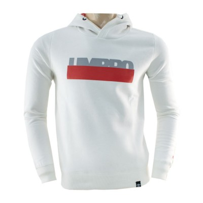 UMBRO HOODED SWEAT 69012E 0090 ΛΕΥΚΟ