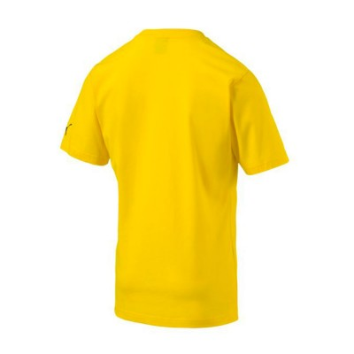 PUMA T SHIRT BVB FAN TEE 752866 11 ΚΙΤΡΙΝΟ
