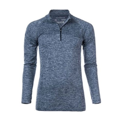 ENDURANCE HALF ZIP PERFORMANCE MIDLAYER E163756 ΜΠΛΕ