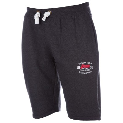 PENN SWEAT SHORT 0496A CHARCOAL ΑΝΘΡΑΚΙ