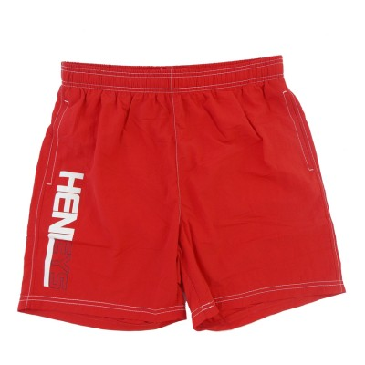 SHORT HENLEYS SWIM HMR00139 RED ΚΟΚΙΝΟ