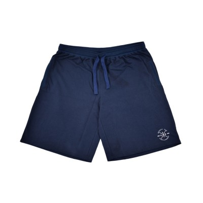 BIG MAN SHORTS SUPERSIZES BM379 ΜΠΛΕ