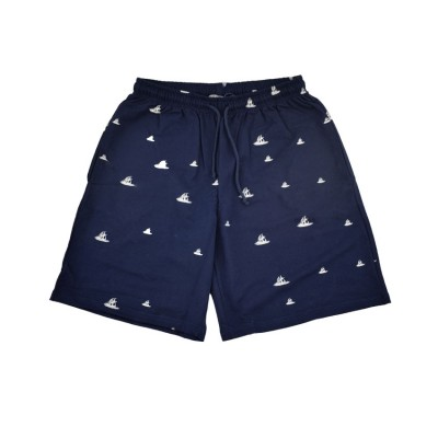 SANTANA ALLOVER SHORT SS16164 NAVY ΜΠΛΕ