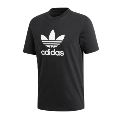 ADIDAS ORIGINAL SHORT SLEEVE CW0709 ΜΑΥΡΟ