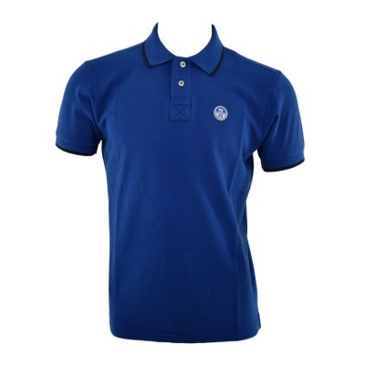 NORTH SAILS POLO T SHIRT 92 ICONS 694431  NAVY ΜΠΛΕ