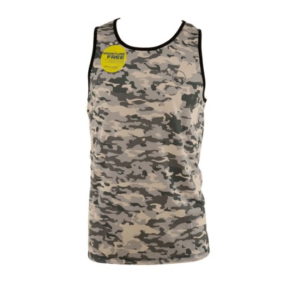 GSA SUBLIMATION TANK TOP 191722 ARMY GREY ΠΑΡΑΛΛΑΓΗ ΓΚΡΙ