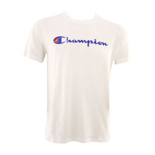 CHAMPION T SHIRT 211268 WW001 ΛΕΥΚΟ