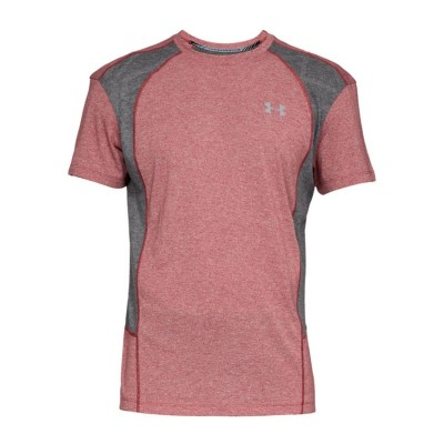 UNDER ARMOUR SWYFT SHORTSLEEVE 1318417 648 ΚΟΚΚΙΝΟ