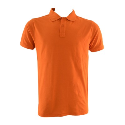 ELEVATE T SHIRT POLO 3808833 ΠΟΡΤΟΚΑΛΙ