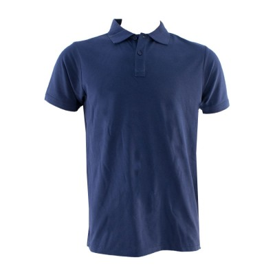 ELEVATE T SHIRT POLO 3808849 ΜΠΛΕ