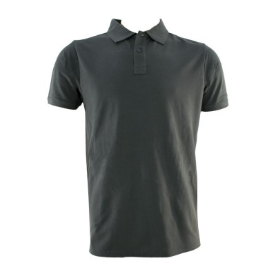 ELEVATE T SHIRT POLO 3808895 ΑΝΘΡΑΚΙ