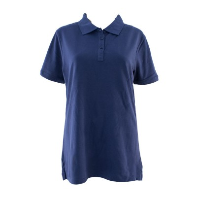 ELEVATE T SHIRT POLO 3808949 ΜΠΛΕ
