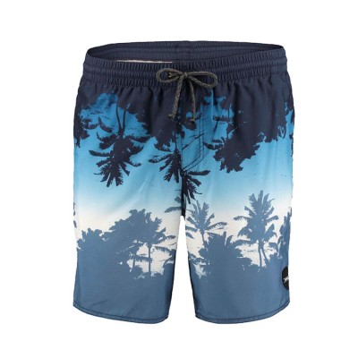 O NEILL PALMS SHORTS 7A3608 NAVY ΜΠΛΕ ΡΑΦ
