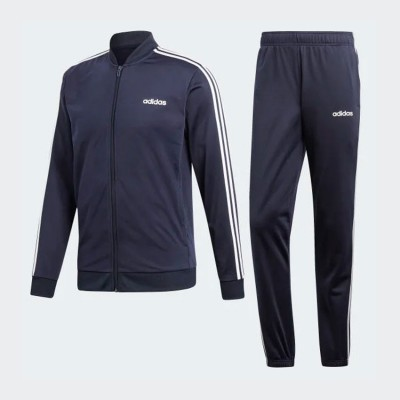 ADIDAS 3 STRIPES TRACK SUIT DV2468 ΜΠΛΕ