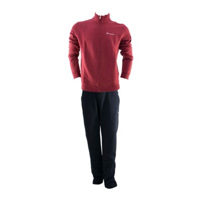 CHAMPION FULL ZIP SUIT 213613 RS505 ΜΠΟΡΝΤΟ ΜΠΛΕ