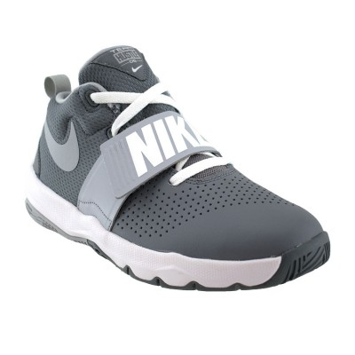 NIKE TEAM HUSTLE D 8 GS 881941 005 ΓΚΡΙ
